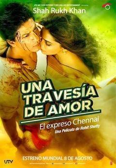travesia-de-amor-expreso-chennai-poster